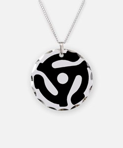 45-record-adapter1 Necklace