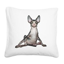 michelle Square Canvas Pillow