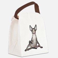michelle Canvas Lunch Bag