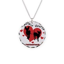 HH_logo_White Necklace