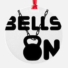 bells on 2 Ornament