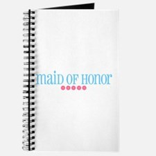 Maid of Honor (flowers) Journal