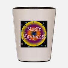 Magic Happens 2 Shot Glass