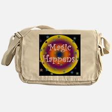 Magic Happens 2 Messenger Bag