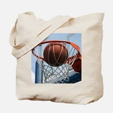 baskertball Tote Bag