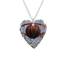 baskertball Necklace