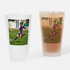 Hope Solo Drinking Glass
