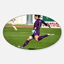Hope Solo Sticker (Oval)