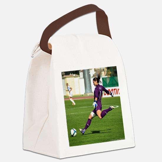 Hope Solo Canvas Lunch Bag