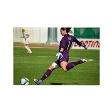 Hope Solo Rectangle Magnet