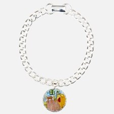 Shower VG Bedroom Charm Bracelet, One Charm
