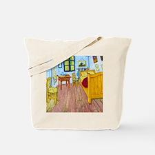 Shower VG Bedroom Tote Bag
