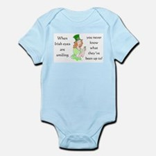 Irish Eyes Infant Bodysuit