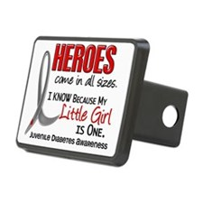 D Heroes All Sizes Little  Hitch Cover