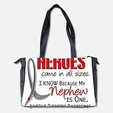 D Heroes All Sizes Nephew Juvenile Diab Diaper Bag