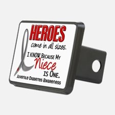 D Heroes All Sizes Niece J Hitch Cover