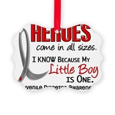 D Heroes All Sizes Little Boy Juv Ornament