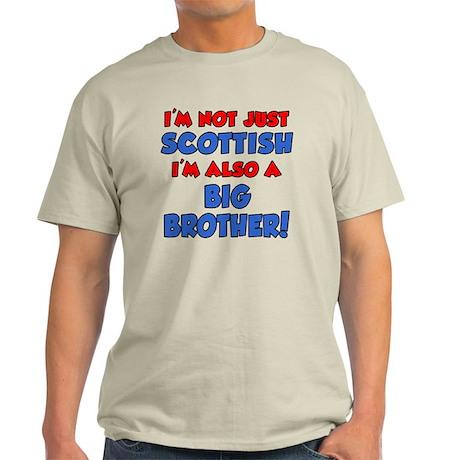 Scottish Plus Big Brother Light T-Shirt