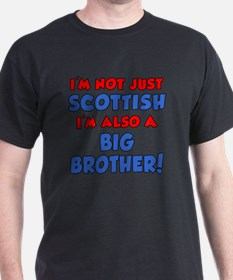 Scottish Plus Big Brother T-Shirt