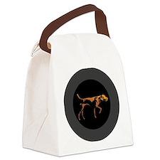 3.33x3.33_polo_rogan_gradient_bla Canvas Lunch Bag