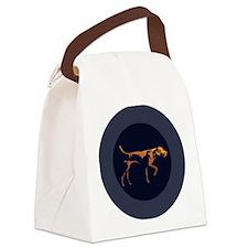 3.33x3.33_polo_rogan_gradient_blu Canvas Lunch Bag