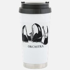 ORCASTRA Trio Stainless Steel Travel Mug