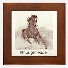 horse_ebooks Framed Tile