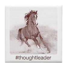 horse_ebooks Tile Coaster