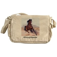horse_ebooks Messenger Bag