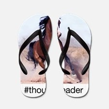 horse_ebooks Flip Flops