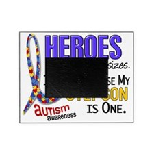 D Heroes All Sizes Autism Stepson Picture Frame