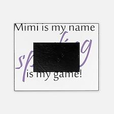Mimi Purple Picture Frame