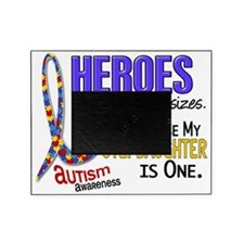 D Heroes All Sizes Autism Stepdaught Picture Frame
