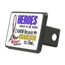 D Heroes All Sizes Autism  Hitch Cover