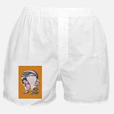 Ruth the Acrobat Boxer Shorts