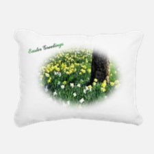 Easter5 Rectangular Canvas Pillow