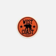 westcoast01 Mini Button