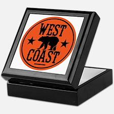 westcoast01 Keepsake Box