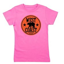 westcoast01 Girl's Tee
