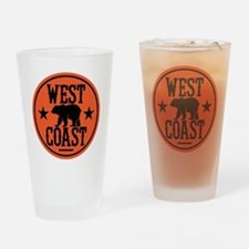 westcoast01 Drinking Glass