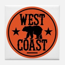 westcoast01 Tile Coaster