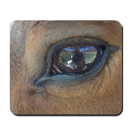 March-14-2012 of Goats and Horses 1264 Mousepad