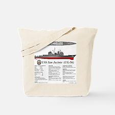 Tico_CG-56_Tshirt_Back Tote Bag