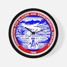 Color Logo FV 300 dpi 1800x1800 Wall Clock