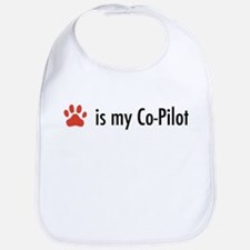 Dog is my Co-Pilot Bib