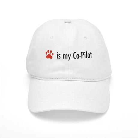 Dog is my Co-Pilot Cap