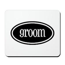 Groom Mousepad