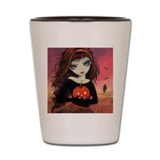 Autumn Fire Shot Glass