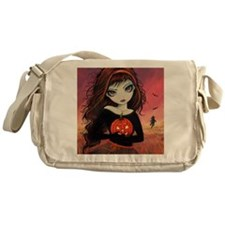 Autumn Fire Messenger Bag