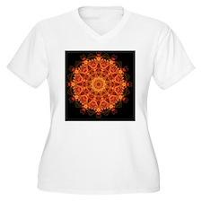 FireFlower mandal T-Shirt